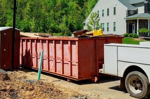 Best dumpster for construction waste