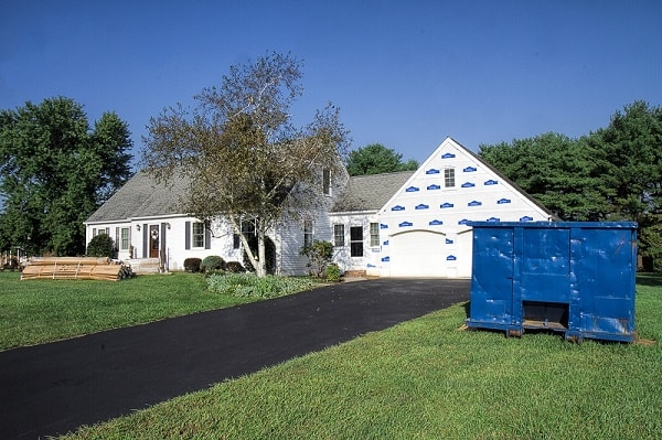 Dumpster Rental Burlington County