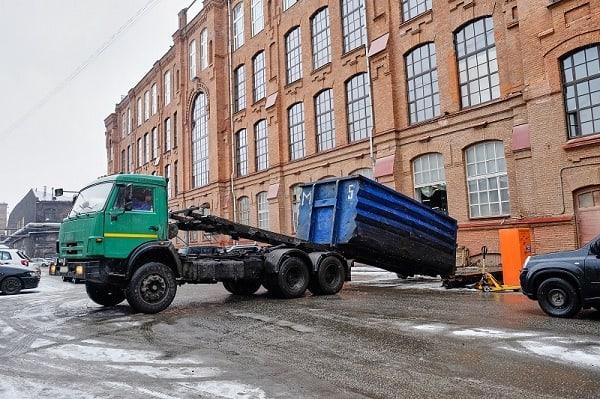Dumpster Rental Camden County