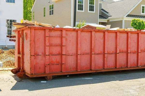 Dumpster Rental Center City West PA