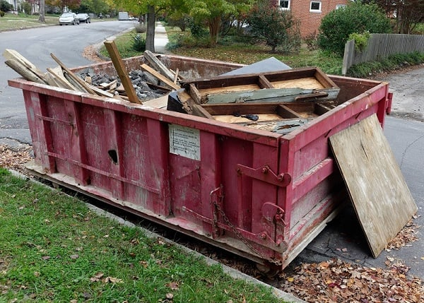 Dumpster Rental Chester Heights PA