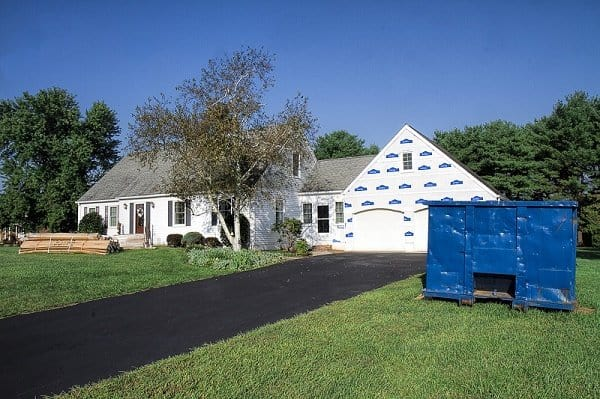 Dumpster Rental Ingleside MD
