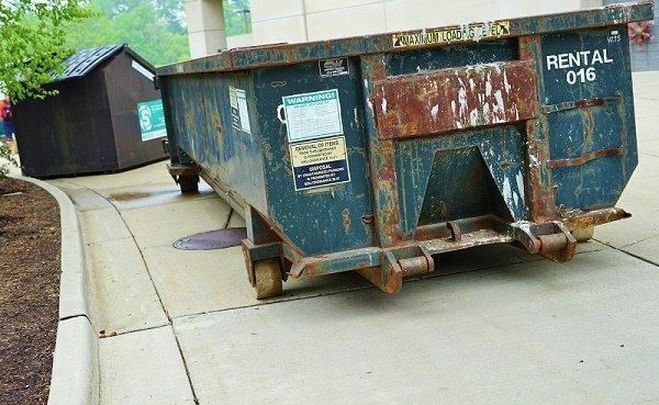 Dumpster Rental Metuchen NJ