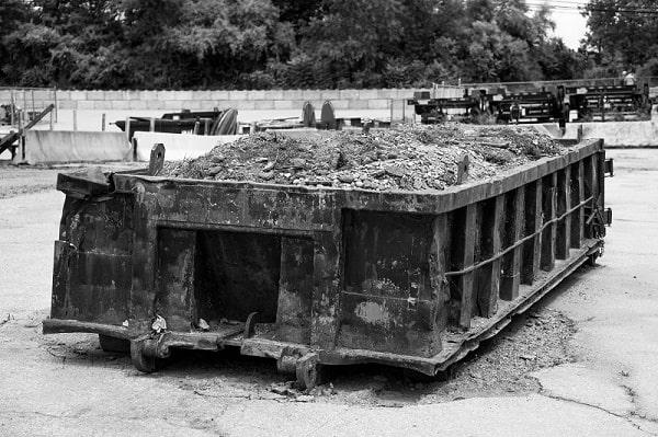Dumpster Rental Palmdale PA