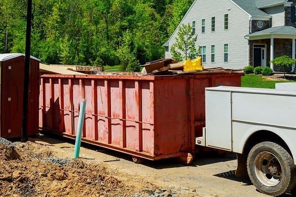 Dumpster Rental Pittsville MD