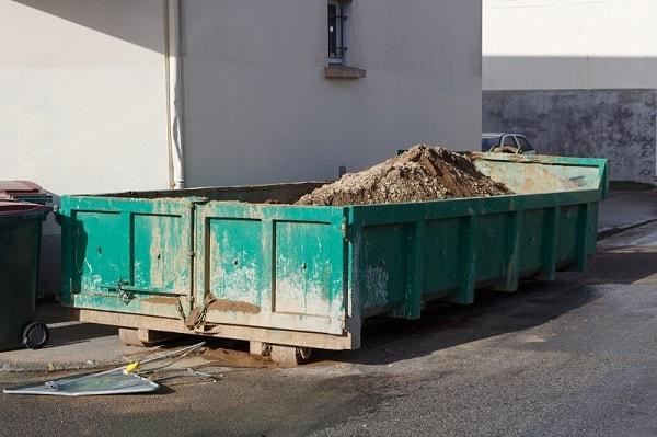 Dumpster Rental Sanatoga PA