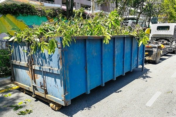 Dumpster Weight Limits